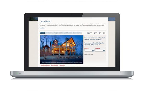 desktop view of property details