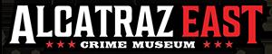 Alcatraz East Crime Museum logo