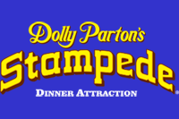 Dolly Parton's Stampede Dinner and Show in Pigeon Forge logo