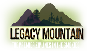 Legacy Mountain Ziplines in the Smokies logo