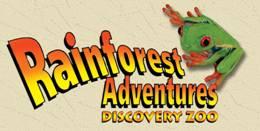 Rainforest Adventures Passports logo