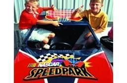NASCAR Speedpark in Sevierville logo