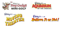 Ripley's Attractions Tickets logo