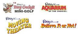 Ripley's Attractions Tickets logo