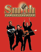 Smith Family Theater in Pigeon Forge logo
