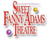 Sweet Fanny Adams Theatre in Gatlinburg logo