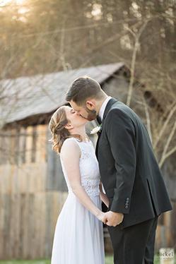 Gatlinburg wedding in the Smoky Mountains